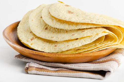 Corn Or Flour Tortillas Easy Foods